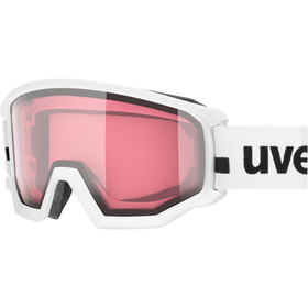 UVEX Athletic V Gafas, white/variomatic